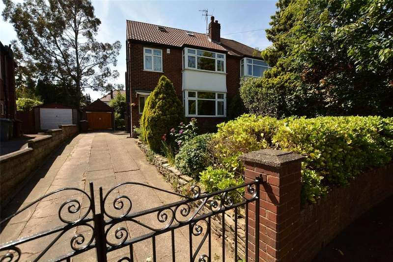5 Bedrooms Semi Detached House for sale in Becketts Park Crescent, Leeds, West Yorkshire
