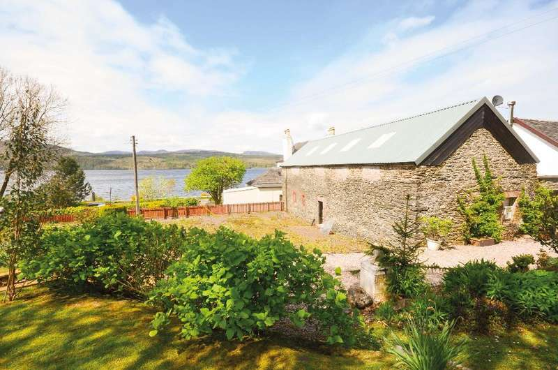 1 Bedroom Detached House for sale in Letters Farm, Strathlachlan, Strachur, PA27 8BZ