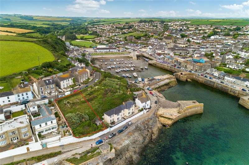 Plot Commercial for sale in Plot At Beacon Road, Porthleven, South Cornish Coast, TR13