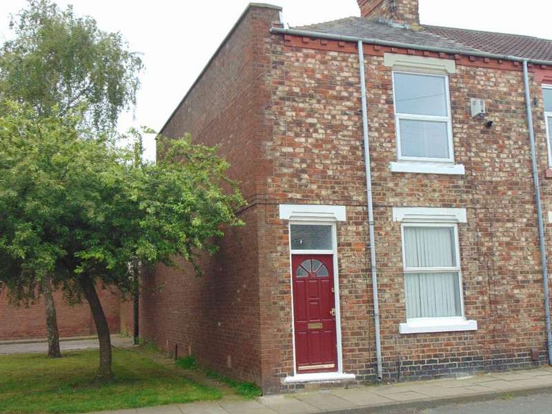 2 Bedrooms Terraced House for sale in Cobden Street