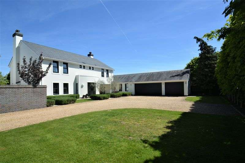 5 Bedrooms Property for sale in The Green, Steventon, Abingdon