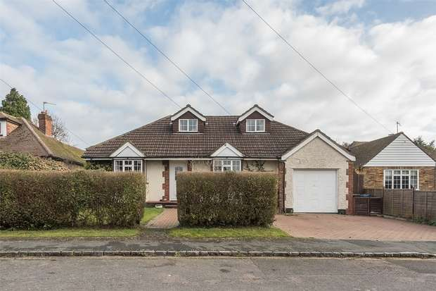 4 Bedrooms Detached House for sale in Hillfield Square, Chalfont St Peter, Buckinghamshire