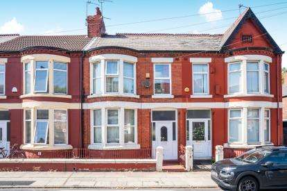 3 Bedrooms Terraced House for sale in Deansburn Road, Tuebrook, Liverpool, Merseyside, L13