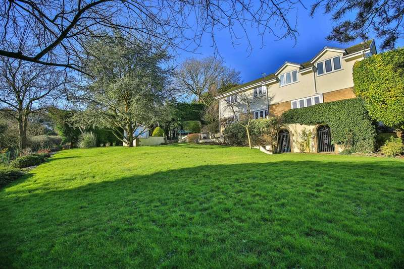 5 Bedrooms Detached House for sale in Flemingston Village, The Vale Of Glamorgan, .