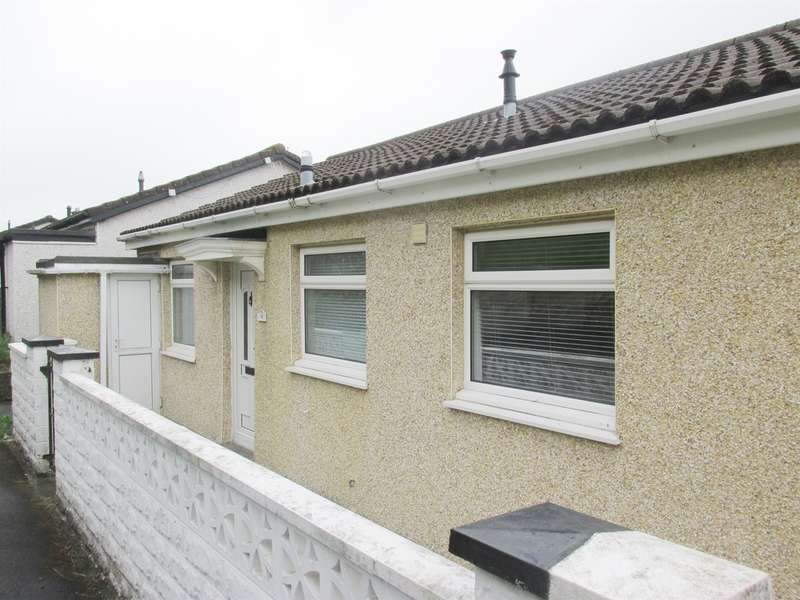 2 Bedrooms Terraced Bungalow for sale in Tan Y Bryn, Rhymney, Tredegar