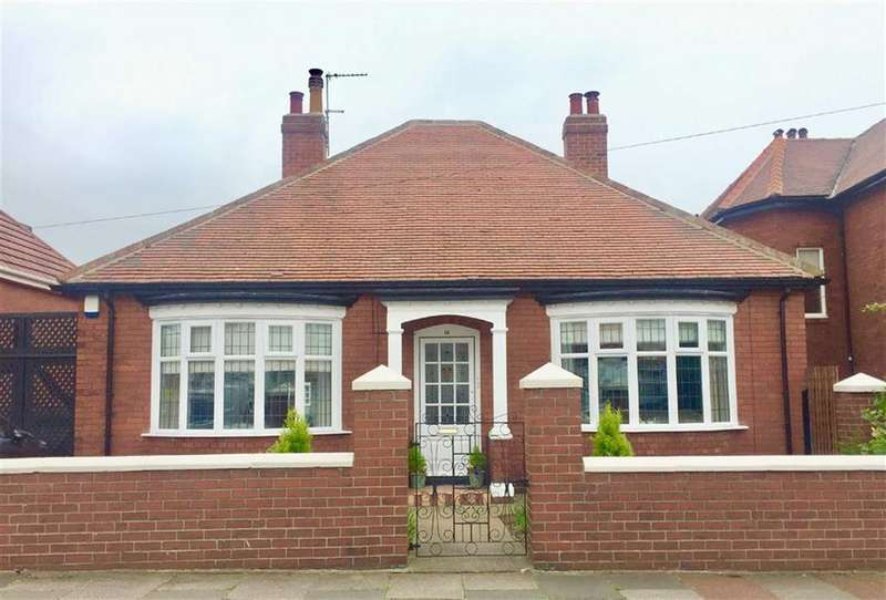 2 Bedrooms Detached Bungalow for sale in St Peters Avenue, South Shields