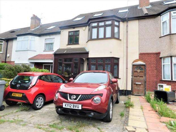 4 Bedrooms Terraced House for sale in Randall Avenue, London, NW2
