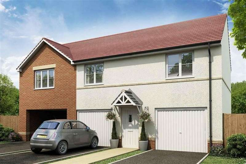 2 Bedrooms House for sale in Plot 151, Edale, Hele Park