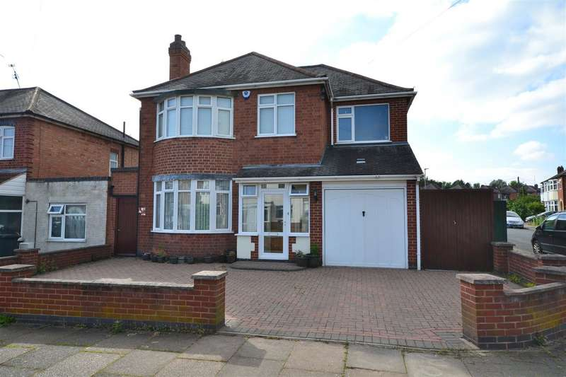 4 Bedrooms Property for sale in Brinsmead Road, Knighton, Leicester, Leicestershire