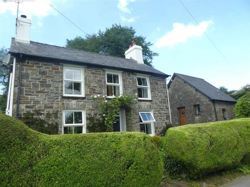 3 Bedrooms Cottage House for sale in Blaencwrt,, Nr Lampeter