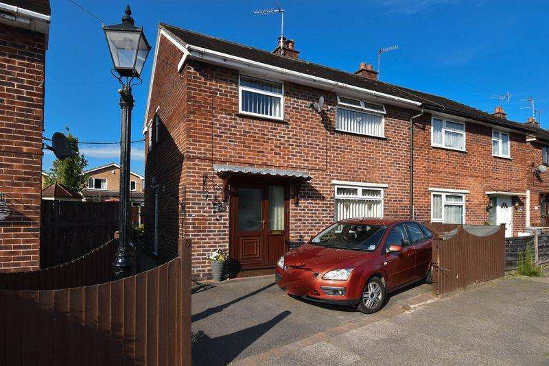 3 Bedrooms Semi Detached House for sale in St Johns Road, Congleton, CW12 2AX