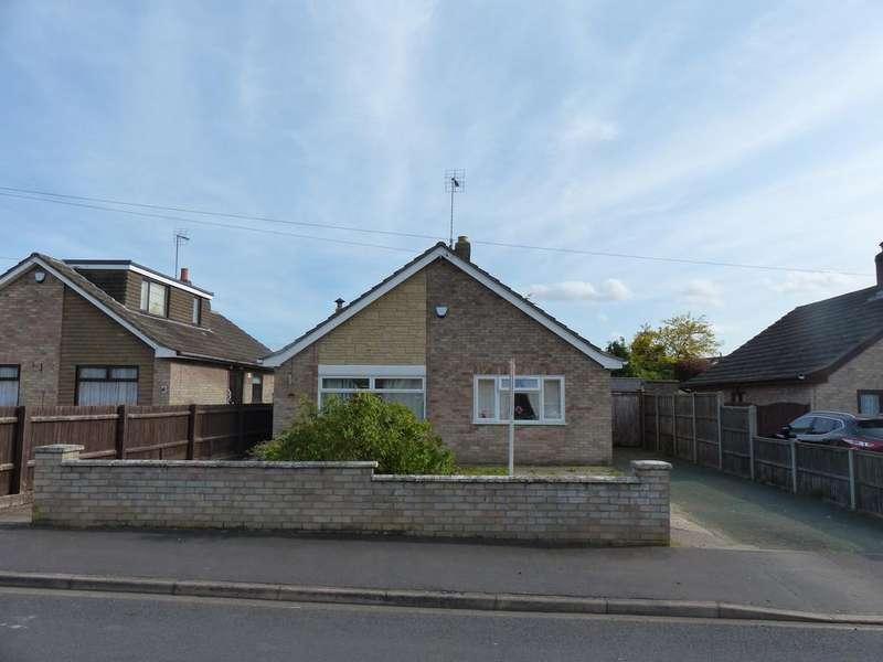 3 Bedrooms Detached Bungalow for sale in Ennerdale Rise, Gunthorpe, Peterborough PE4
