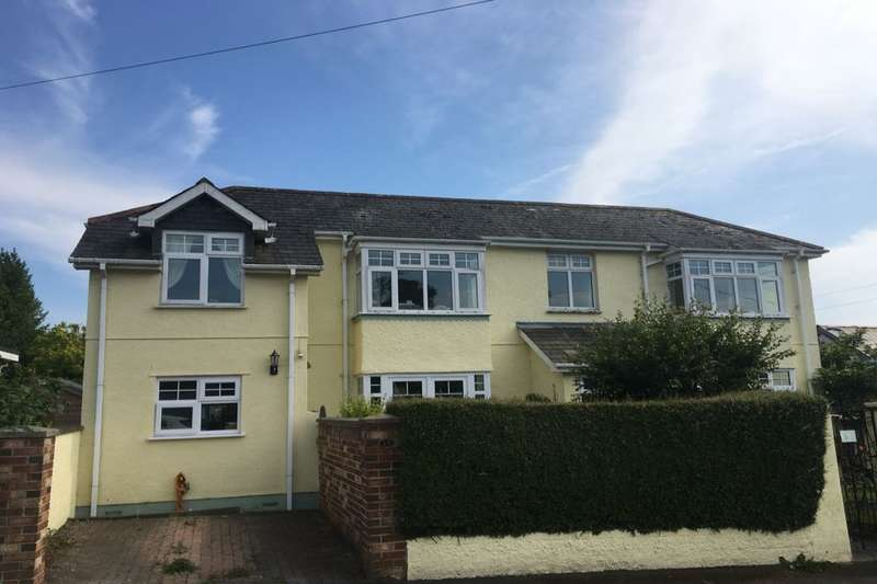 3 Bedrooms Detached House for sale in Belvedere Road, Newton Abbot, TQ12