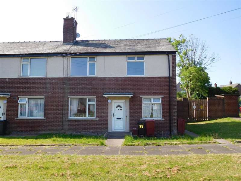 1 Bedroom Apartment Flat for sale in Ramsgate Crescent, WALNEY ISLAND