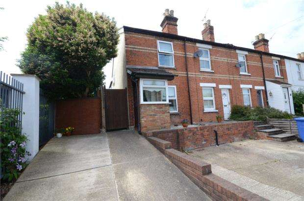 3 Bedrooms End Of Terrace House for sale in Norden Road, Maidenhead, Berkshire