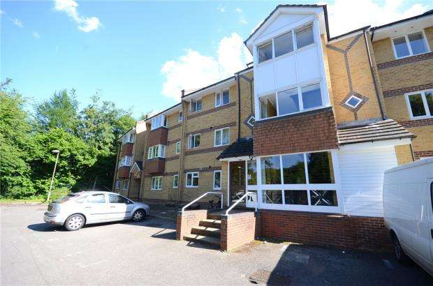 2 Bedrooms Apartment Flat for sale in Wheeler Court, Armour Hill, Reading