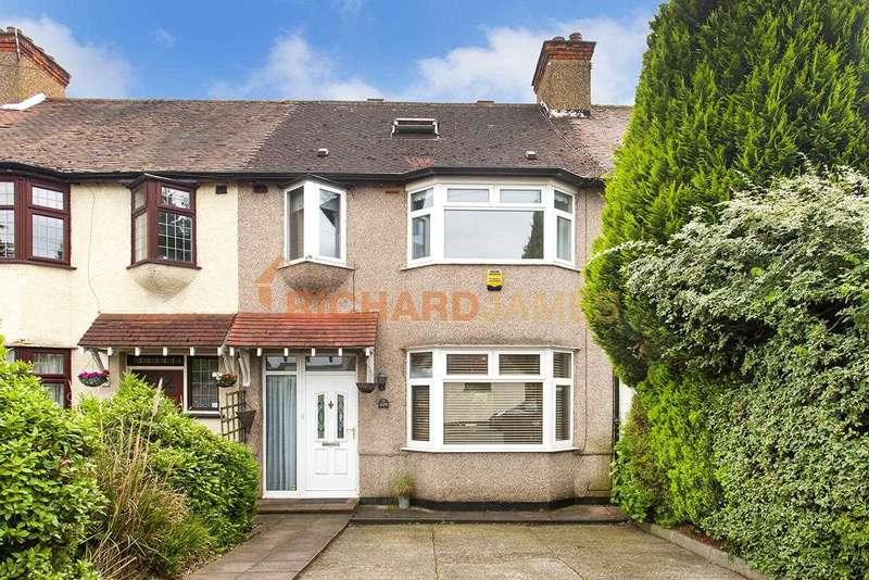 4 Bedrooms Terraced House for sale in Hale Drive, Mill Hill