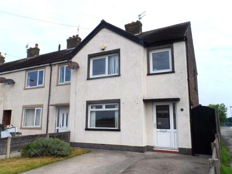 3 Bedrooms End Of Terrace House for sale in Melbourne Avenue, Fleetwood, FY7 8AY