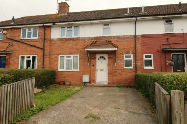 2 Bedrooms Terraced House for sale in Ashburton Road, Reading