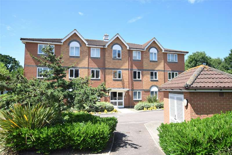 2 Bedrooms Apartment Flat for sale in Chancel Mansions, Hebbecastle Down, Warfield, Bracknell, RG42