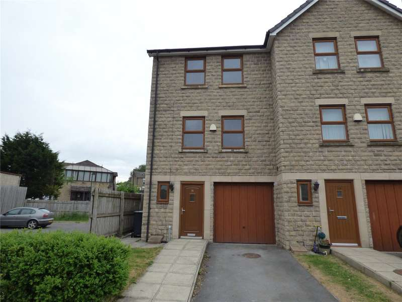 3 Bedrooms End Of Terrace House for sale in Rhodes Top, Padfield, Glossop, SK13