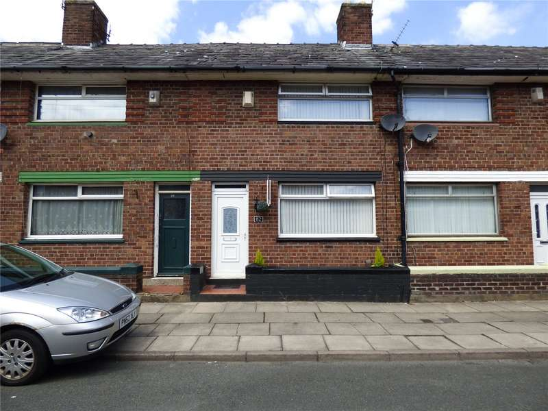 2 Bedrooms Terraced House for sale in Forfar Road, Liverpool, Merseyside, L13