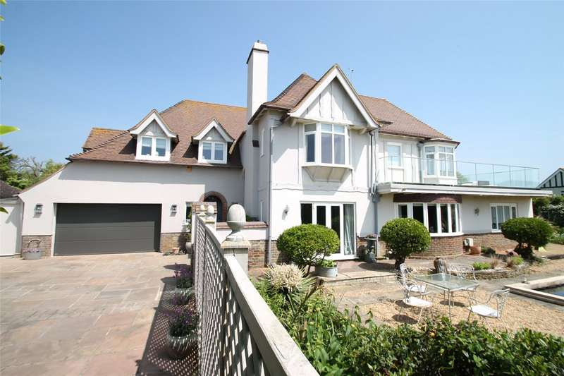 4 Bedrooms Detached House for sale in Gorse Avenue, Kingston Gorse, East Preston, BN16