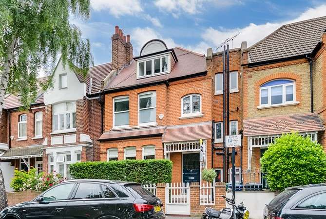 5 Bedrooms Terraced House for sale in Fairlawn Grove, Chiswick