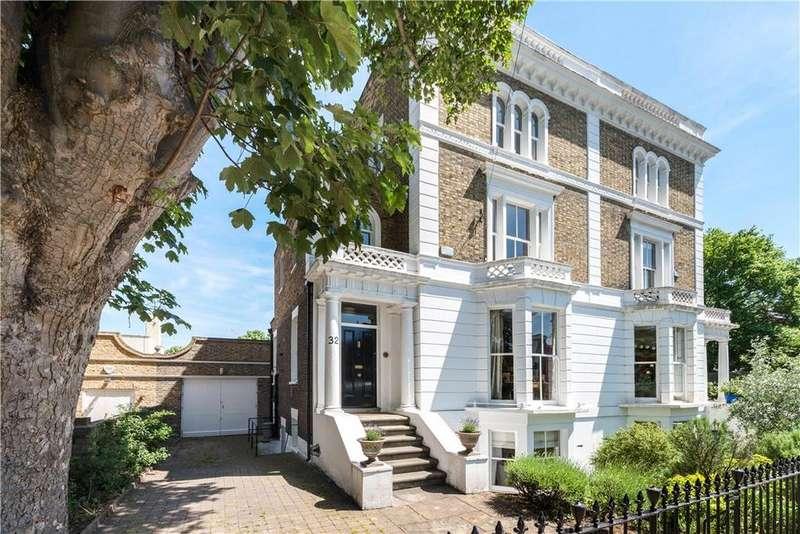 5 Bedrooms Semi Detached House for sale in Ravenscourt Road, London, W6