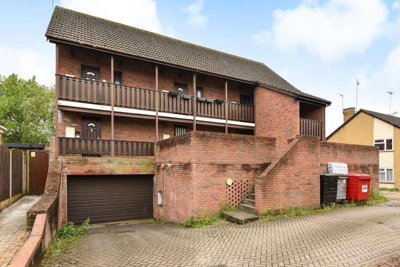 1 Bedroom Flat for sale in Slough, Berkshire, SL2