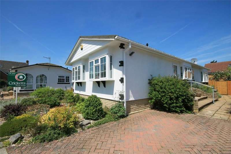 2 Bedrooms Park Home Mobile Home for sale in Haysoms Drive, THATCHAM, Berkshire