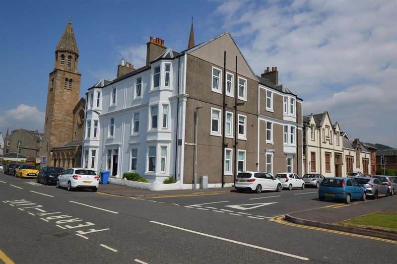 1 Bedroom Flat for sale in 1/L 33 Bath Street, LARGS, KA30 8BL