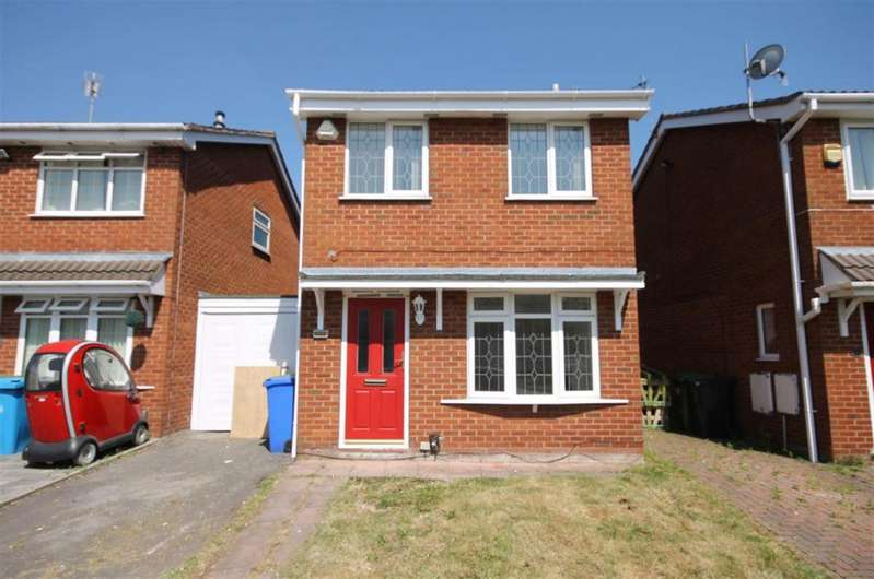 2 Bedrooms Link Detached House for sale in Buckland Close, Widnes, Cheshire, WA8 8YD