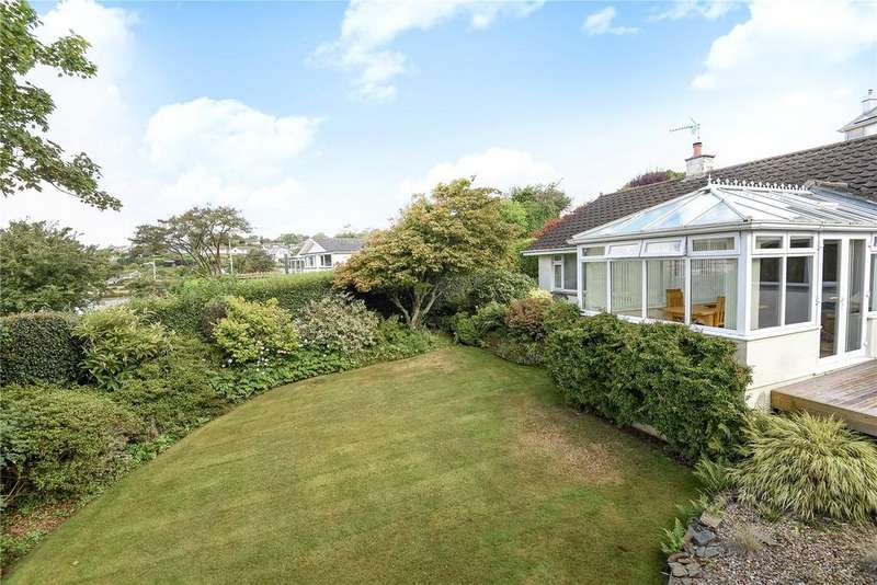 3 Bedrooms House for sale in Trevallion Park, Feock, Truro, Cornwall, TR3
