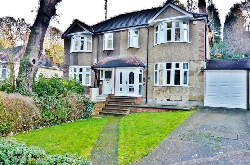 3 Bedrooms Semi Detached House for sale in New Road, Abbey Wood, London, SE2 0PN