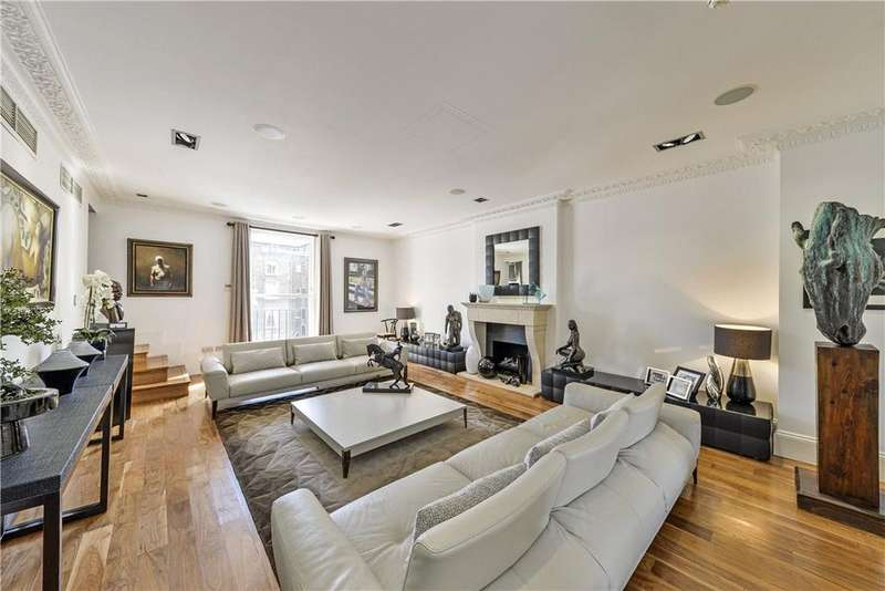2 Bedrooms Penthouse Flat for sale in Eaton Place, Belgravia, London, SW1X