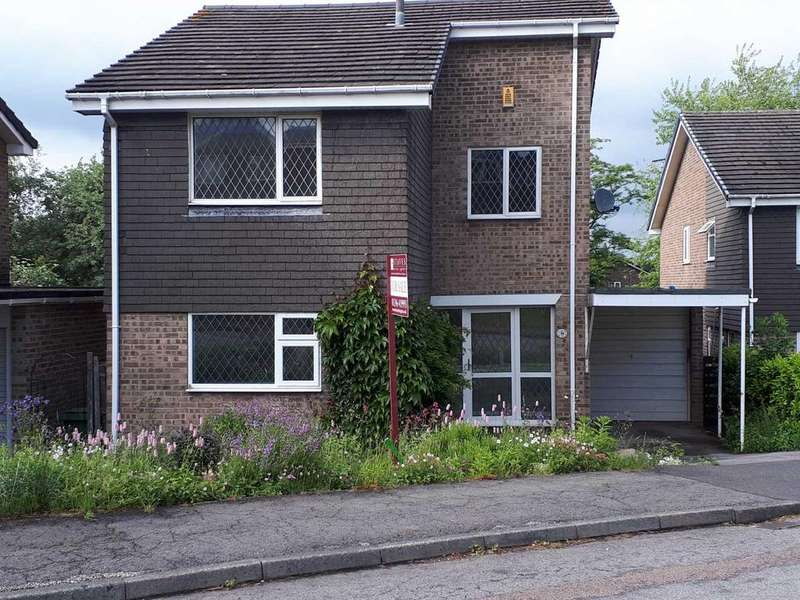 4 Bedrooms Detached House for sale in Eskdale Close, Dronfield Woodhouse, Derbyshire S18 8PQ