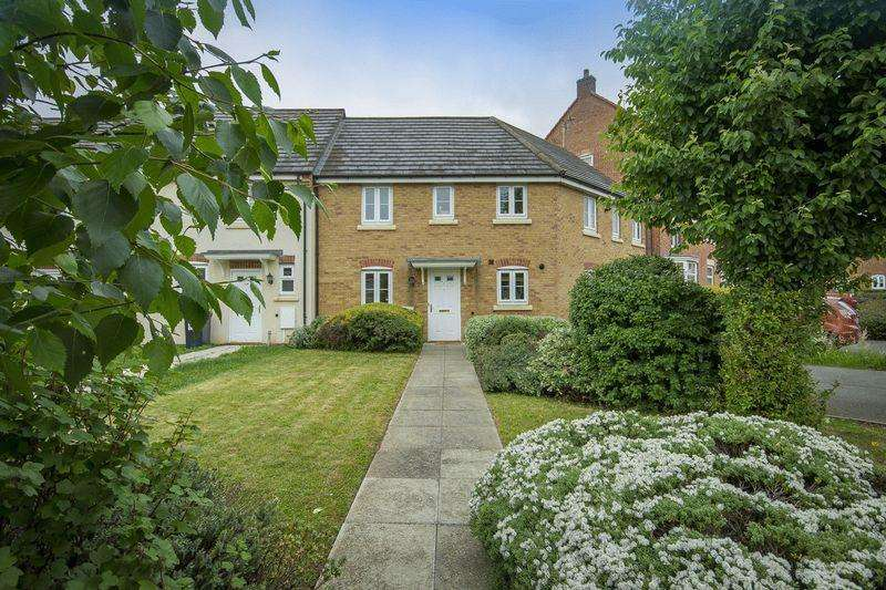2 Bedrooms Apartment Flat for sale in ALONSO CLOSE, CHELLASTON