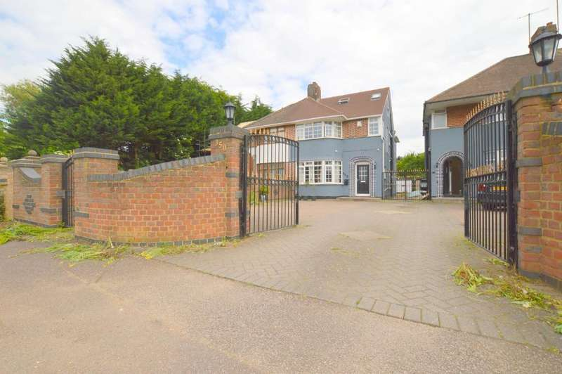 6 Bedrooms Semi Detached House for sale in New Bedford Road, Luton, LU3 2AA