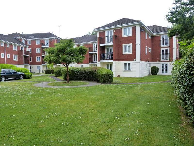 2 Bedrooms Apartment Flat for sale in Shelley Court, 46 London Road, Reading, Berkshire, RG1