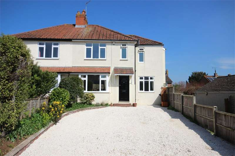 4 Bedrooms Semi Detached House for sale in Coombe Lane Stoke Bishop Bristol BS9
