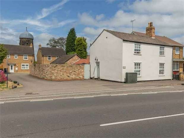 4 Bedrooms Detached House for sale in West End, Whittlesey, Peterborough, Cambridgeshire