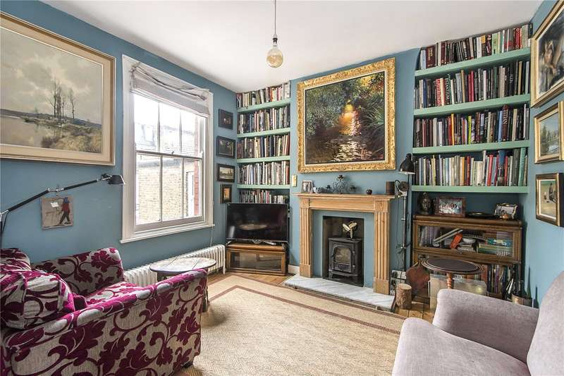 3 Bedrooms Flat for sale in Ingelow Road, London, SW8