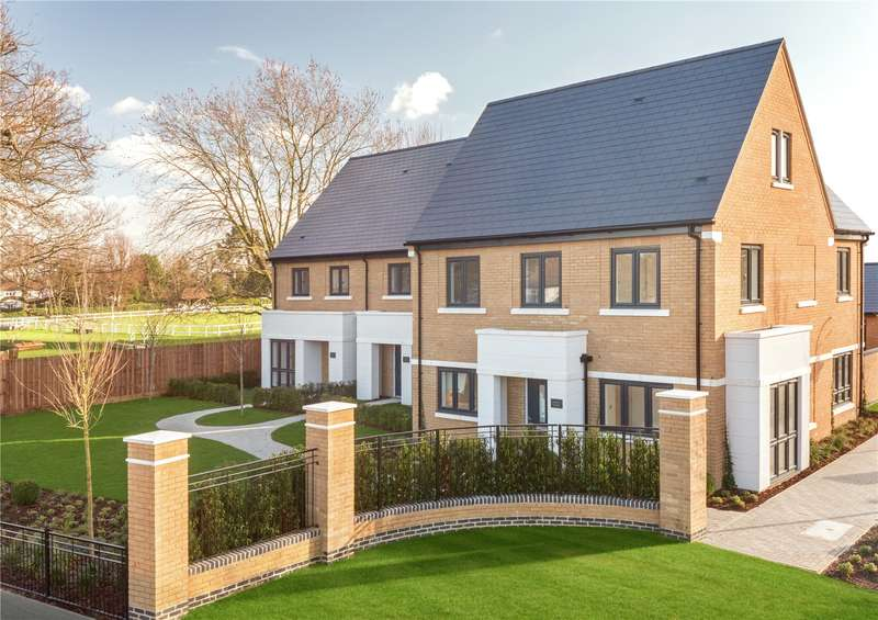 5 Bedrooms Detached House for sale in Orchard Lane, East Molesey, Surrey, KT8