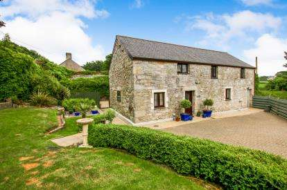 4 Bedrooms Barn Conversion Character Property for sale in St. Stephen, St. Austell, Cornwall