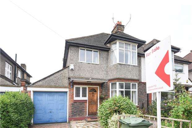 4 Bedrooms Semi Detached House for sale in Tankerville Road, LONDON, SW16