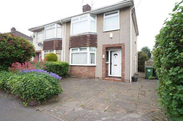 3 Bedrooms House for sale in Champion Road, Kingswood, Bristol, BS15 4SU