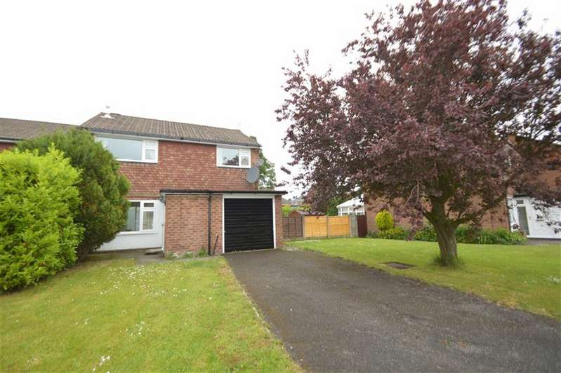 3 Bedrooms Semi Detached House for sale in Rugby Drive, Macclesfield
