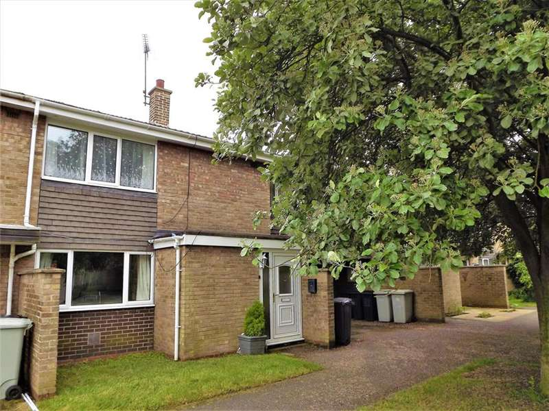 4 Bedrooms Terraced House for sale in Clinton Park, Tattershall, Lincoln, LN4 4PW