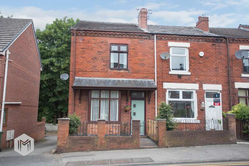 3 Bedrooms End Of Terrace House for sale in Castle Hill Road, Hindley, Wigan, WN2